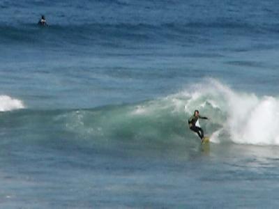 BOWLING & WAVES